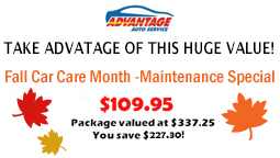 Car Care Month Special